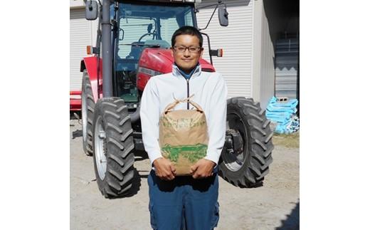 <俺の米>薄井大地30年産コシヒカリ白米11kg <8月配送>【1053388】