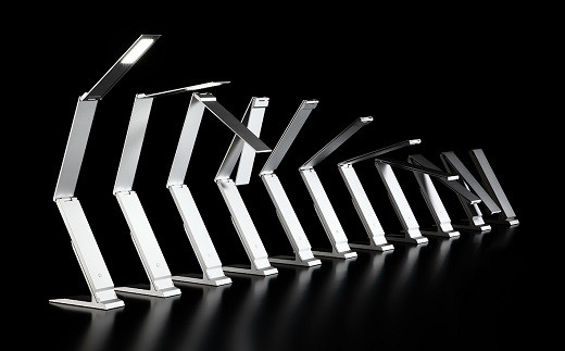 [2H-1]【残りわずか!限定5台!】LEDデスクスタンド アルエア グラン