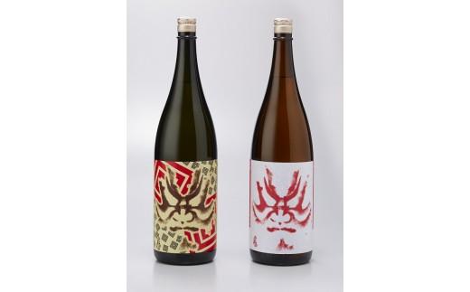 91 「百十郎」純米吟醸&純米酒1,800ml×2本セット