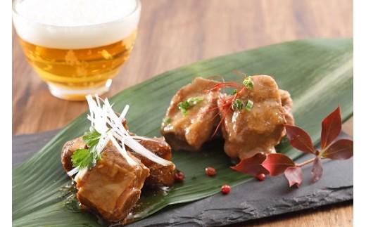 【A04031】鹿児島郷土料理とんこつ(しょうゆ味・みそ味)セット