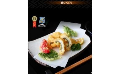 レンジで簡単!2度揚げすると美味しさ倍増◎ 鱧の天ぷらセット(1袋6個×3袋) 【15-9】