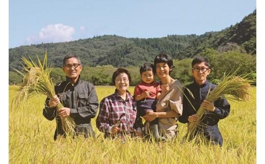 【先行予約 定期便・6か月】減農薬・化学肥料不使用 EM栽培ひとめぼれ5㎏