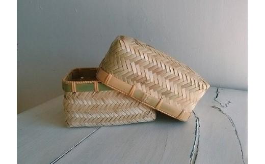 BO-2 竹編み弁当箱