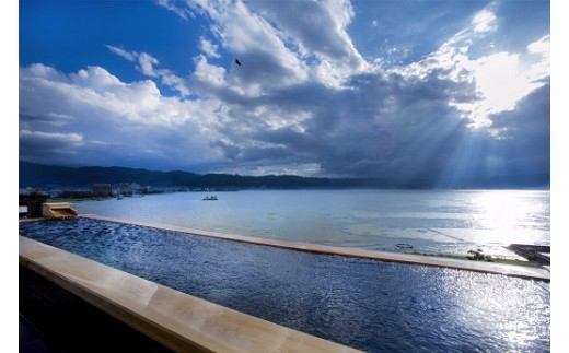 諏訪湖・上諏訪温泉イメージ1