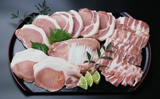 A8-05 日向豚の盛りだくさんセット1.5kg