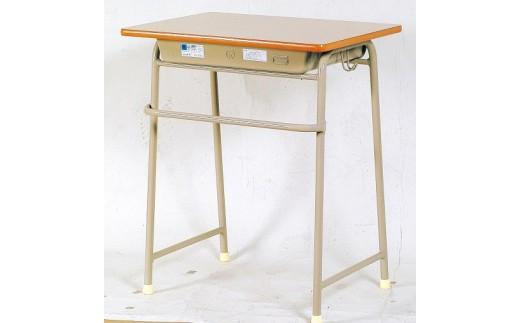 少しデザインがリニューアルされていますが、「あの頃」使った机です。