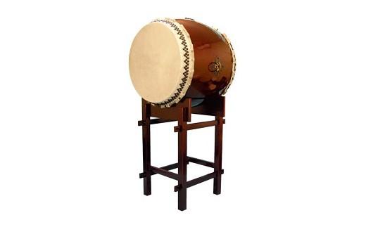 長胴太鼓(巻耳)3.0尺高台座付き