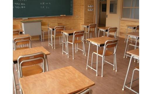 全国各地の学校に納入実績がある確かな会社「三原機工株式会社」製です