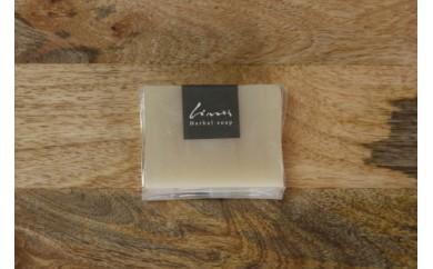 【マイスター手作り】椿とシルクの美容石けん(泡立てネット付き)