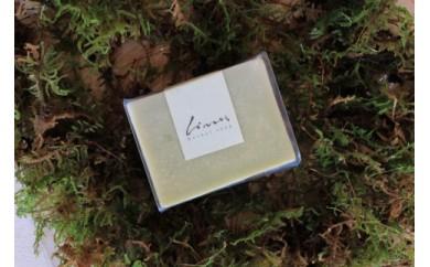 【マイスター手作り】桑抹茶とシリカの石けん(泡立てネット付き)