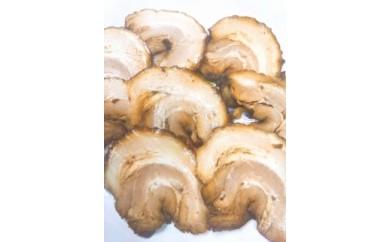 酒の肴やラーメンに豚肉の4段仕込みと味付メンマ