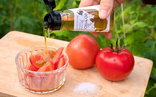 トマトとオリーブオイルの相性は最高!