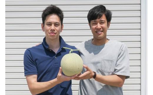 【先行予約】夕張山系のおいしいメロン(2ヶ月定期便)