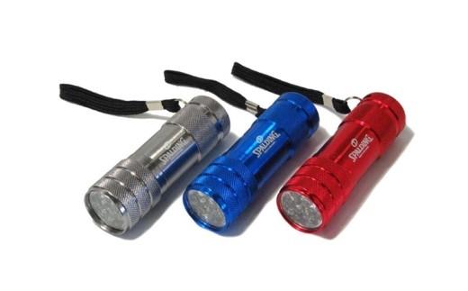 No.059 SPL LEDバッテリーライト(アソート)3色セット