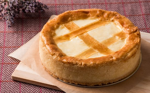 全国から注文殺到!トロイカのチーズケーキ 5号サイズ 地域スイーツNO1