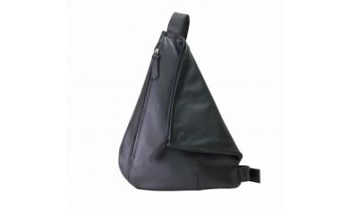 ボディバッグ 豊岡鞄ottorossi ORA001(ブラック)