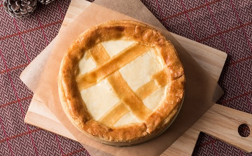 チーズそのものの風味・素材を生かし、独自の製法でしっかりと丁寧に焼き上げます