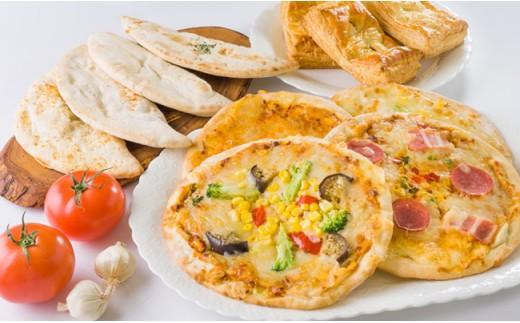 イタリアン三昧!ピザ カルツォーネ パイ 特選セット K-5【最高に美味しいピザを届けたい!】