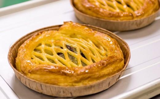 お芋とカスタードのパイ A‐4 6号【最高に美味しいパイを届けたい!】