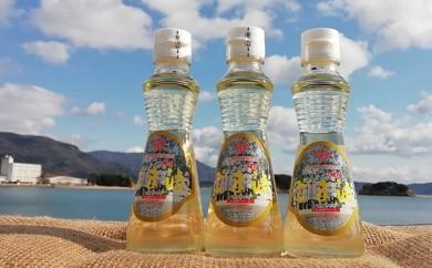 [№5668-0302]純白ごま油 小豆島工場限定品 3本