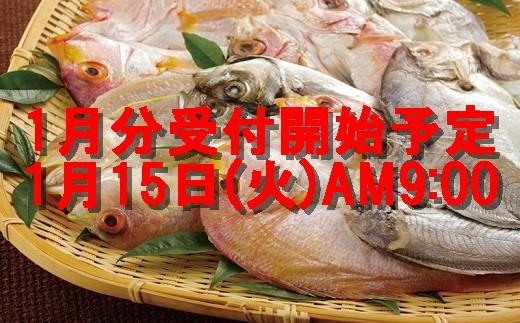 R185 超お得なおまかせ干物セット(4.2kg)【400pt】
