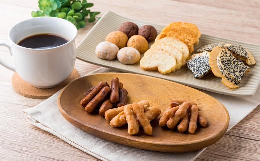 ご家庭やご友人とのカフェタイムにピッタリのお菓子も人気です!