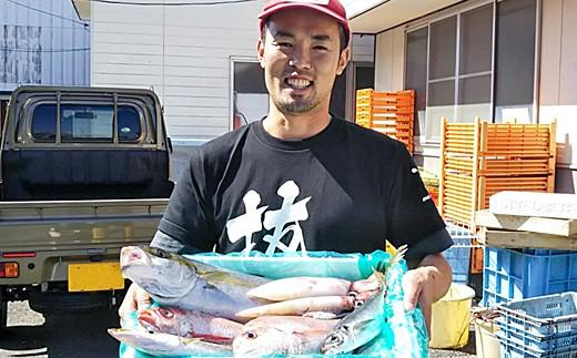 855.浜田のプレミアム鮮魚~この男シリーズ~