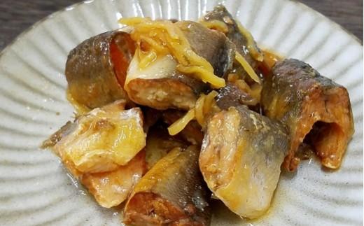 ■黒糖を効かせた優しい甘辛煮は、鮎の香りとともにほっこりとした味わいが楽しめます。