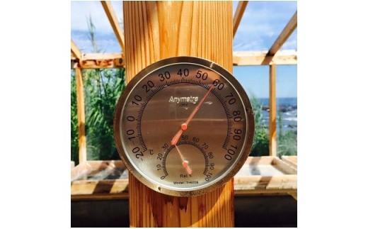 ◆しかし、この温度です!塩づくりは、過酷な仕事なのです。