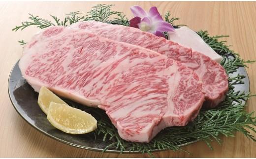 V-7  【熟成肉『ステーキ満喫』コース】佐賀県産黒毛和牛 ロースステーキ250g×10枚