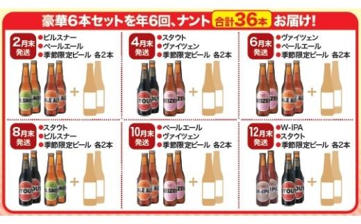 【1-3】箕面ビール36本堪能セレクション
