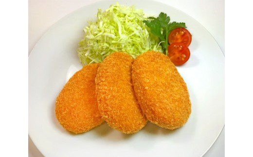 No.146 バターしょうゆコロッケ 12個(約800g) / 揚げ物 惣菜 冷凍 岩手県 おすすめ
