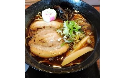 A070 らーめん鷹の爪オリジナル生麺セット(特製味噌・特製醤油)