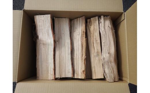 【A-73】サンゴと森を守る薪(1箱)