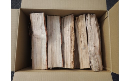 【U-2】【毎月お届け】サンゴと森を守る薪の定期便(5箱×12カ月)