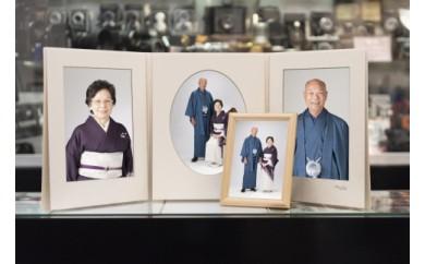 ご両親へのプレゼントにも。美肌修整付きの「生前遺影写真」(ご夫婦用)