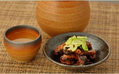 鹿児島県大隅産 千歳鰻の鰻焼肝6パックセット