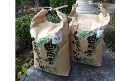 B01-003 特別栽培米はえぬき・ひとめぼれ(各5kg)
