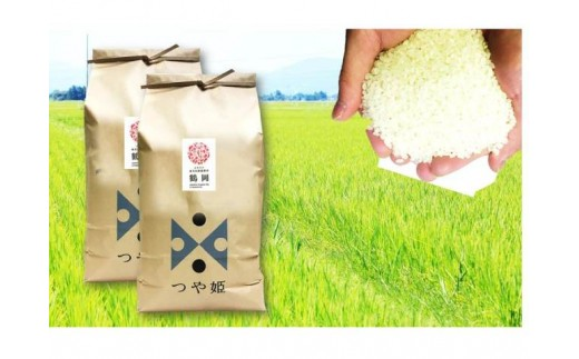 B01-001 特別栽培米つや姫(10kg)