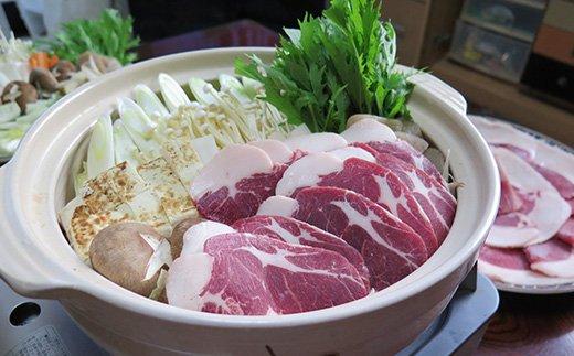 猪肉といえばやっぱりシシ鍋!