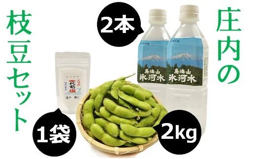 庄内の枝豆2kgセット
