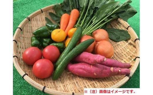 【地場】ア-39 佐賀県産野菜詰め合わせ