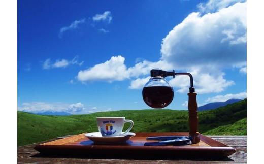 「霧ヶ峰で朝食を。」イメージ画像①