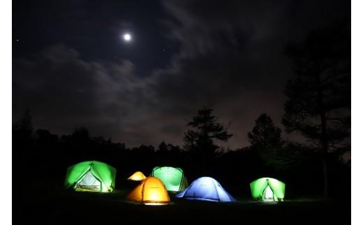 霧ヶ峰キャンプ場(7月~9月)イメージ画像②