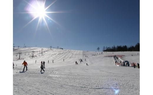 ファミリーゲレンデ霧ヶ峰スキー場 イメージ画像②