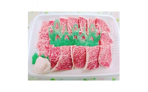 熊本県産牛(焼肉用)700g【1063852】