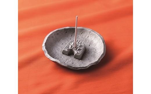 21-084:瓦師のつくった香炉(鬼面)