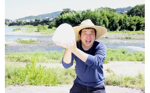 仁淀ブルーの恵み「おち米」 10kg