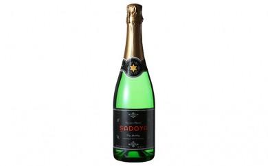 [№5760-0256]サドヤ ドライスパークリングワイン 720ml