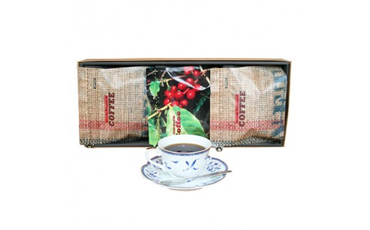 コーヒー豆3種セット【1007973】